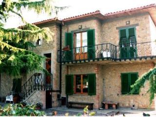 Appartamento in villa toscana a Volterra