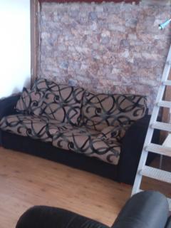 Zona de descanso muy cómodo