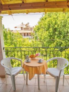 Studio Balcony Garden View