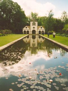 Bodnant Gardens - 20 minute drive.