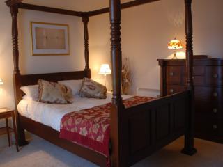 Lower deck bedroom