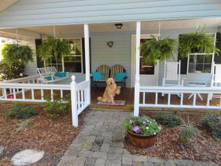 Pet Friendly, South End Island Cottage, Short Walk to Village and Beach