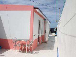 House in baleal beachside terrace with sea view, Baleal