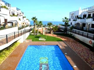 Sea Views and Sandy Beaches, Azul Beach, La Mata,
