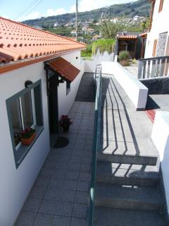 Marisol Cima entrance - wheelchair accessible