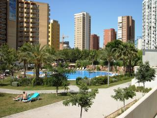 Levante beach D'Oboe towers resort, Benidorm