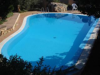 Villetta a schiera con piscina a Costa paradiso