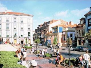 Piso-Apartamento Centro-Casco WIFI, Gijón