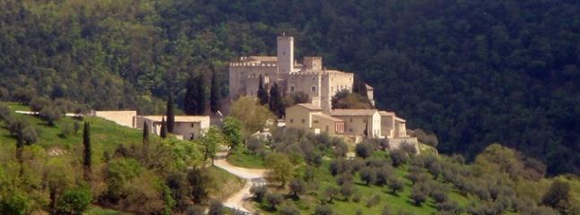 Antognolla Castle
