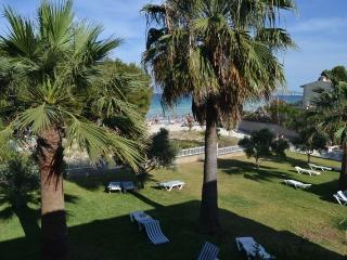 Fantasticos apartamentos en 1ª linea de la Playa, Alcudia