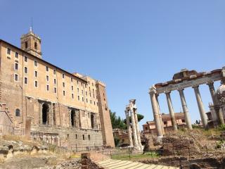 Residenza San Teodoro - apt 1, Rome
