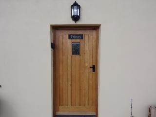 Dinas Front Door