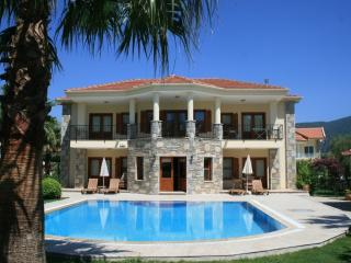ZEYTIN KORU. large private villa with magnificant Lycian tomb views.