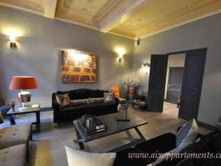 Luxury 3 Bedroom with WiFi in Center Town Aix en P, Aix-en-Provence