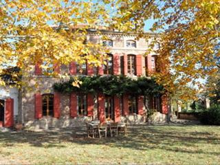 le parc de coulassy -réception, Negrepelisse
