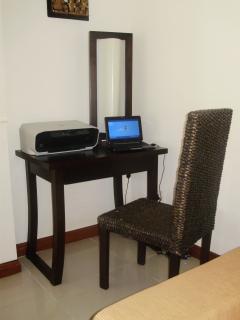 Wi-Fi and PC Printer