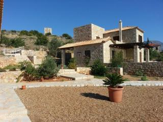 Beautiful Character Villa with your own private pool and 180 degree views of the sea!