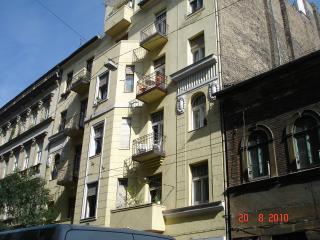 City Nook, Budapest