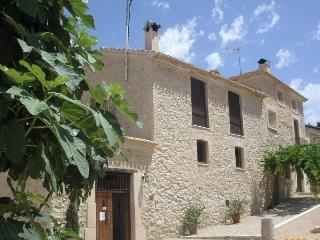 Alqueria del Pilar casa 1, Banyeres de Mariola