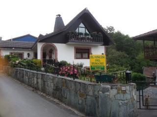 El Rincon del Busgosu casa integra para 12 pax