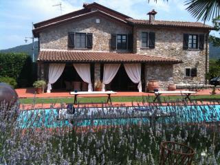 Villa La Cicala, Beverino