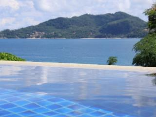 Atika Villas villa 5 ocean front serviced pool vil