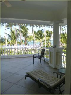 Oversized Terrace