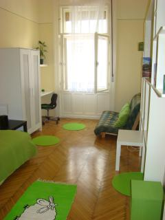 Olive room 2