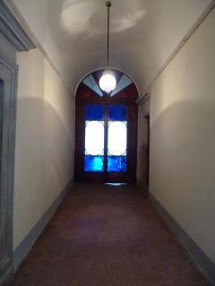 l'ingresso del palazzo - the doorway -