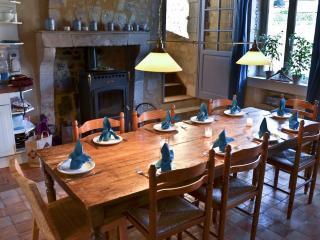 Le Cheval Blanc**** een zeer comfortabel landhuis, Vicheres