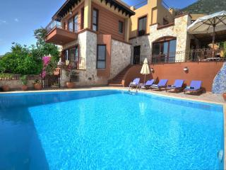 Luxury Villa in Kiziltas, Near the Center Villa132, Kalkan