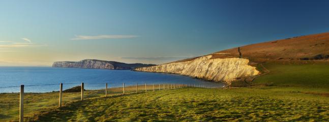 Tennyson Down, a beautiful local walk