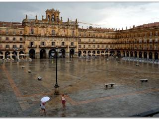 Casa chica, Salamanca