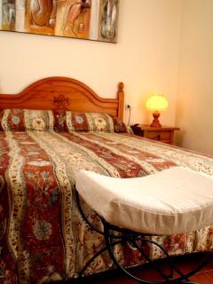 Cuidamos los detalles, para hacer un lugar especial.Tiene A/A solarium. La cama es de 135cm.