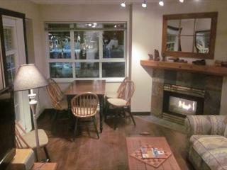 Marketplace Lodge 333 - Central village location, walking distance to Gondola, Whistler