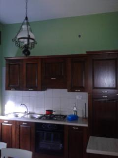 vista cucina 3°
