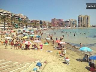 3 bedroom apartment for rent Torrevieja Spaine