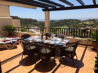 Marbella Los Arqueros Golf Sea view Penthouse