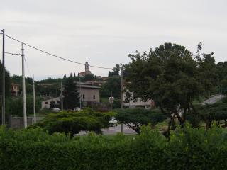 Una veduta del paesaggio situato nei dintorni