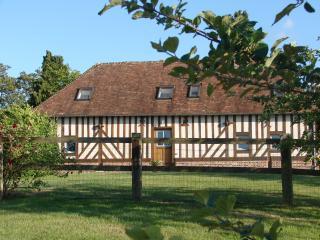 La Laiterie at Gites de La Hoguette, L'Oudon
