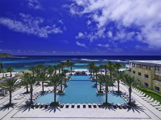 Détente Westin Hotel st martin-vue sur mer