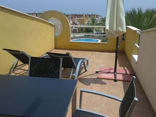 Ático con spa privado en Vera Playa (Almería)