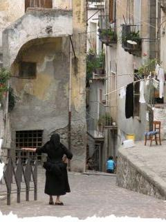The Old Town ( Centro Storico )