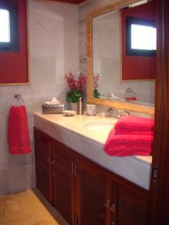 Family bathroom - huge !!