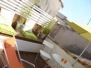 Sunny days on the Terrace
