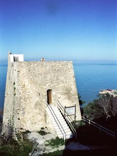 Torre Monte Pucci, Norman tower, Peschici