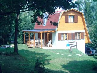 Holiday house on Vranov sea, Brno