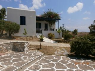 Golden Beach-Paros-maison C1-Velanies Houses