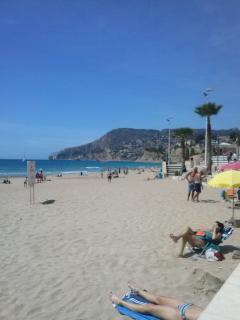 Playa del Arenal a 80m derecha
