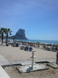 Playa del Arenal a 80m izq